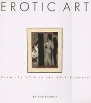 Cover of: Erotic Art | Georges Bataille