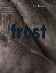 Cover of: Frost by Hans Danuser