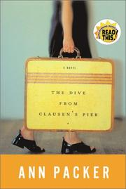Cover of: The dive from Clausen's pier by Ann Packer