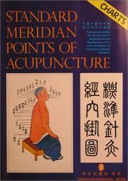Cover of: Standard Meridian Points of Acupuncture | Institute of Acupuncture and Moxibustion of the China Academy of Traditional Chinese Medicine