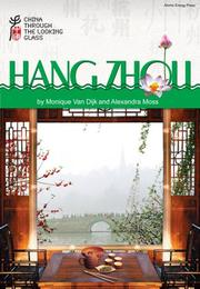 Cover of: Hangzhou | Monique Van Dijk and Alexandra Moss