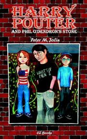 Cover of: Harry Pouter And Phil O'dendron's Stone | Peter Jolin