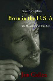 Cover of: Born in the U.S.A | Jim Cullen