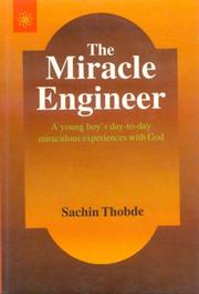Cover of: The Miracle Engineer | Sachin Thobde