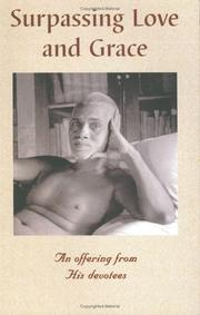 Cover of: Surpassing Love and Grace by Ramana Maharshi.