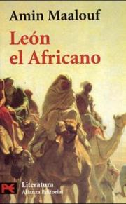 Cover of: Leon El Africano/  Leon The African | Amin Maalouf