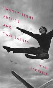 Cover of: Twenty-eight Artists and Two Saints by Joan Acocella
