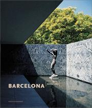 Cover of: Barcelona Sculptures | Turrell, James.