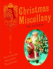 Cover of: Christmas Miscellany, A | Ian Jackman