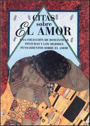 Cover of: Citas sobre el amor | Helen Exley
