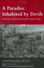 Cover of: A Paradise Inhabited by Devils | Jennifer D. Selwyn