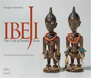 Cover of: Ibeji by George Chemeche