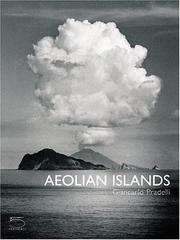 Cover of: Aeolian Islands | Gianni Romano