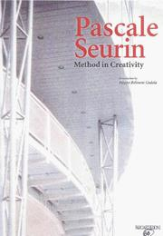 Cover of: Pascale Seurin | Pascale Seurin