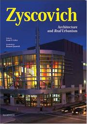 Cover of: Architecture And Real Urbanism | Zyscovich