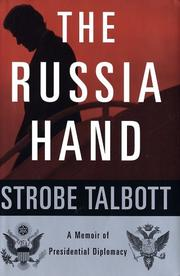 Cover of: The Russia Hand by Strobe Talbott