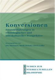 Cover of: Konversionen | Steffi Hobuß