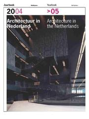 Cover of: Architecture In The Netherlands | Piet Vollaard