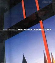 Cover of: Award winning Australian architecture | Neville Quarry