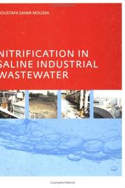 Cover of: Nitrification in Saline Industrial Waste by M.S. Moussa