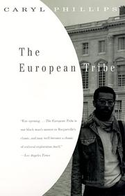 Cover of: The European tribe | Caryl Phillips