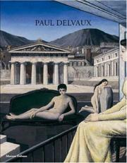 Cover of: Paul Delvaux by Delvaux, Paul.