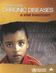 Cover of: Preventing Chronic Diseases | Canada