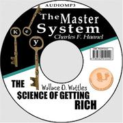 Cover of: The Science of Getting Rich by Wallace D. Wattles AND The Master Key System by Charles Haanel by Wallace D. Wattles