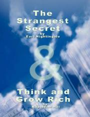 Cover of: The Strangest Secret by Earl Nightingale & Think and Grow Rich by Napoleon Hill | Napoleon Hill