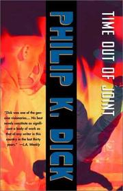 Cover of: Time out of joint by Philip K. Dick