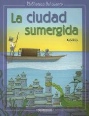 Cover of: La Ciudad Sumergida | Anonymous