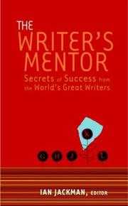 Cover of: The Writer's Mentor | Ian Jackman