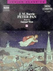 Cover of: Peter Pan by J. M. Barrie