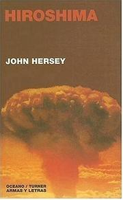 Cover of: Hiroshima | John Hersey