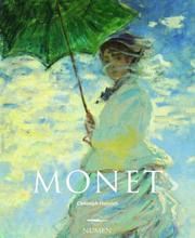 Cover of: Monet by Christoph Heinrich