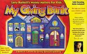 Cover of: My Giving Bank by Faith Kids