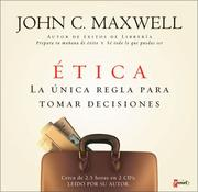 "Cover of: There's No Such Thing as ""Business Ethics"" (Etica La Unica Regla Para Tomar Decisiones) 