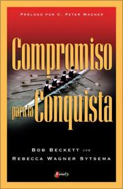 Cover of: Compromiso para la Conquista by Bob Beckett