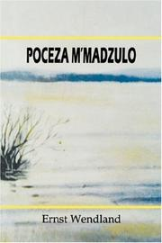 Cover of: Poceza m'madzulo by Julius Chongo
