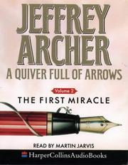 Cover of: Quiver Full Of Arrows- Vol 2 | Jeffrey Archer