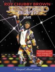 Cover of: Saturday Night Beaver | Roy Chubby Brown
