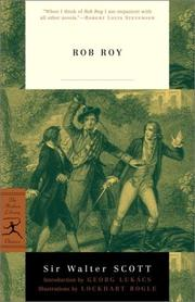 Cover of: Rob Roy by Sir Walter Scott
