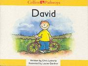 Cover of: David | Chris Lutrario, Hilary Minns, Wade, Barrie.