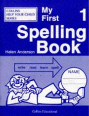 My First Spelling Book (My Spelling Books)   Open Library