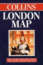 Cover of: Collins London Map | England) Collins (Firm : London