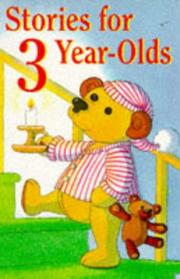 Cover of: Stories for 3 Year-Olds | Sami Sweeten