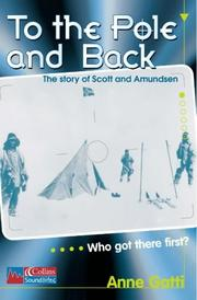 Cover of: To the Pole and Back | Anne Gatti