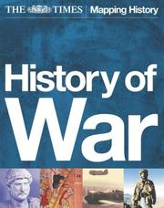 "Cover of: The ""Times"" History of War 