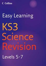 Cover of: KS3 Science (Easy Learning) by Patricia Miller