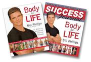 Cover of: Bill Phillips Body For Life Two-Book Set (Body For Life, Body for Life Success Journal) | Bill Phillips